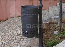 Cos de gunoi metalic/stradal/urban
